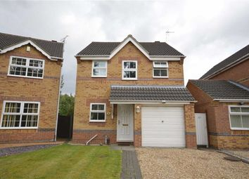Thumbnail 3 bed property for sale in Sycamore Crescent, Doddington Park, Lincoln