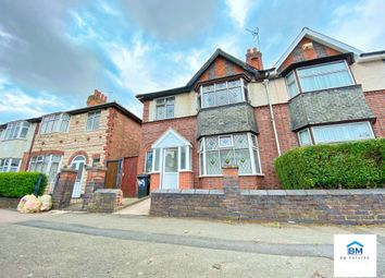 Thumbnail 3 bed semi-detached house for sale in Evington Drive, Evington