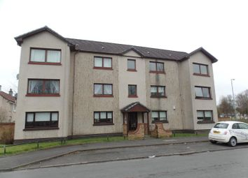 Thumbnail 2 bed flat to rent in Burn Crescent, New Stevenston, Motherwell