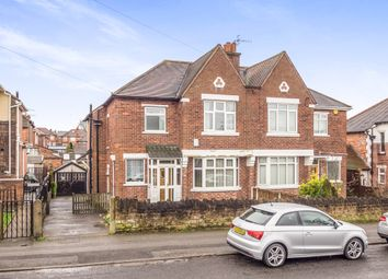 Thumbnail 3 bed semi-detached house for sale in Cantrell Road, Bulwell, Nottingham
