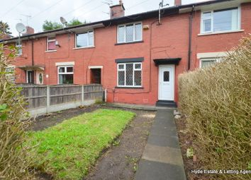 Thumbnail 2 bed terraced house to rent in Kendal Grove, Whitefield, Manchester