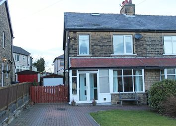 Thumbnail 3 bed semi-detached house for sale in The Avenue, Clayton, Bradford, West Yorkshire