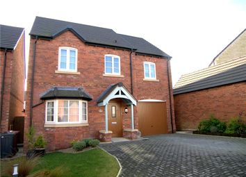 Thumbnail 4 bedroom detached house for sale in Wistanes Green, Wessington, Alfreton