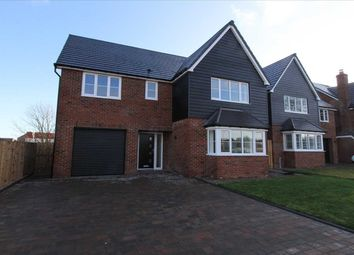 4 bed detached house for sale in St. Davids Park, Old Crowhall Lane, Cramlington NE23