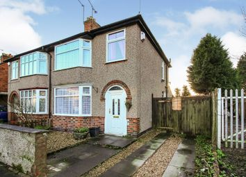 3 bed semi-detached house for sale in Lutterworth Road, Wyken, Coventry CV2