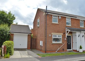 Thumbnail 2 bedroom semi-detached house for sale in Barnard Court, Middlesbrough