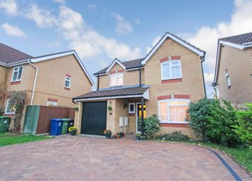 Thumbnail 3 bed detached house for sale in Merlin Close, Hartford, Huntingdon