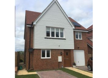 Thumbnail 4 bed detached house to rent in Maids Close, Biddenden