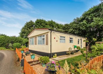 Thumbnail 3 bedroom mobile/park home for sale in Main Street, Upton, Huntingdon