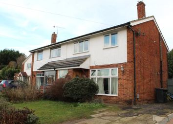 Thumbnail 3 bed semi-detached house to rent in Chichester Road, Ash, Aldershot, Surrey