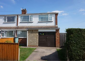 Thumbnail 3 bed semi-detached house for sale in North Holme, Tetney, Grimsby