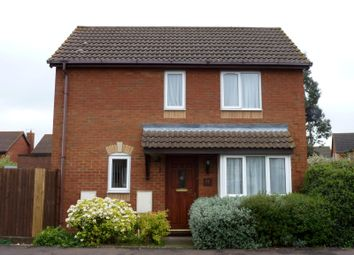 Thumbnail 2 bed semi-detached house to rent in Link Drive, Brampton, Huntingdon