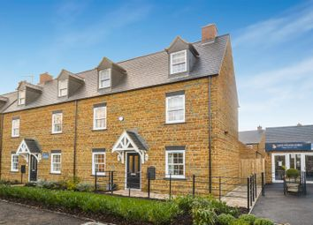 Thumbnail 4 bed semi-detached house for sale in The Hertford, Deddington Grange, Deddington