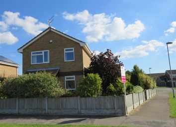 Thumbnail 3 bed detached house for sale in Laurel Drive, Bradwell, Great Yarmouth