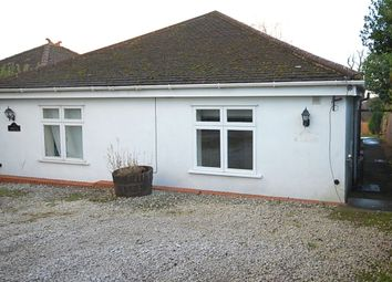 Thumbnail 2 bed bungalow to rent in The Common, Crich, Matlock