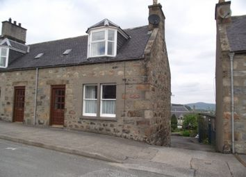 Thumbnail 3 bed semi-detached house to rent in Conval Street, Dufftown, Keith