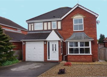 Thumbnail 4 bed detached house for sale in Surrey Way, York
