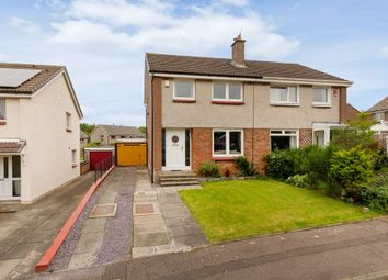 Thumbnail 3 bedroom semi-detached house for sale in 5 Baberton Mains Place, Baberton