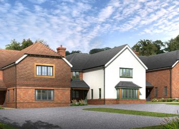 Thumbnail 4 bedroom detached house for sale in Ecton Lane, Sywell