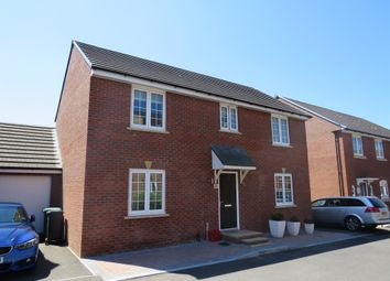 Thumbnail 4 bedroom detached house for sale in Mulberry Crescent, Yate, Bristol
