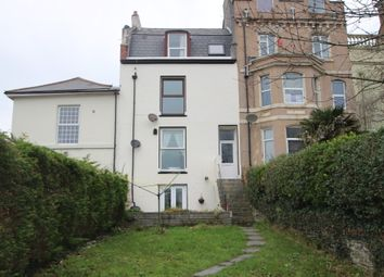 Thumbnail 3 bed maisonette for sale in Albert Road, Stoke, Plymouth