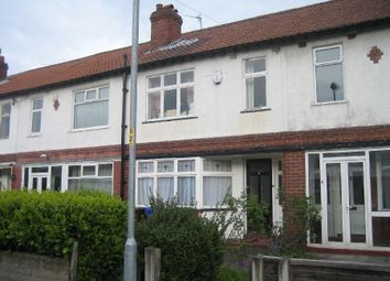 Thumbnail 3 bed terraced house to rent in Tunstead Avenue, West Didsbury, Manchester