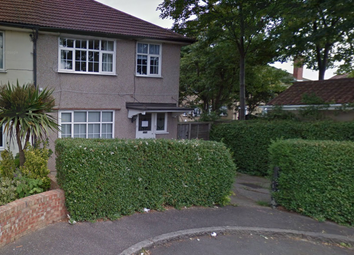 Thumbnail 1 bed maisonette to rent in Beaufort Gardens, Vicarage Farm Road, Hounslow