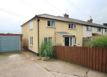 Thumbnail 3 bed semi-detached house for sale in Halstead Road, Braintree, Essex