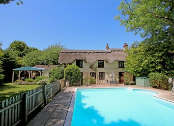4 bed detached house for sale in Silver Street, Sway, Lymington SO41