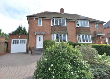 Thumbnail 3 bed semi-detached house for sale in Heath Road South, Bournville Village Trust, Northfield