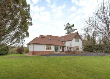 Thumbnail 4 bed detached house for sale in Clee Hill Road, Tenbury Wells, Worcestershire