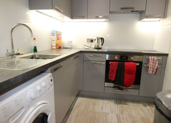 Thumbnail 2 bed flat to rent in Ropewalk Court, Derby Road, Nottingham