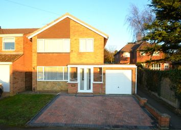 Thumbnail 3 bedroom detached house for sale in Avon Close, Kettering