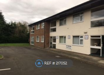 Thumbnail 2 bed flat to rent in Canterbury Road, Manchester