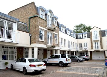Thumbnail 4 bed mews house for sale in Spencer Place, Islington, Canonbury, London