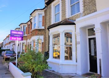 Thumbnail 3 bed terraced house for sale in Prospect Road, Woodford Green