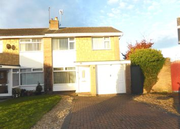 Thumbnail 3 bed semi-detached house for sale in Weymoor Close, Spital