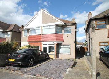 Thumbnail 3 bedroom semi-detached house for sale in Hallford Way, Dartford, Kent