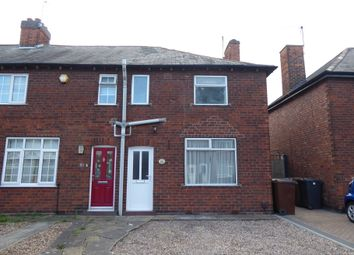 Thumbnail 2 bed terraced house for sale in Norfolk Road, Long Eaton, Long Eaton