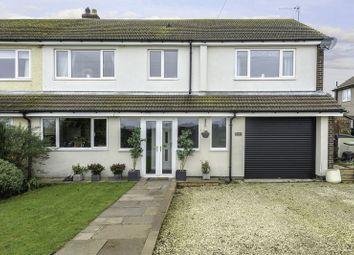 Thumbnail 4 bedroom semi-detached house to rent in Tritlington, Morpeth