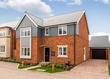 Thumbnail 4 bed detached house for sale in Swanwick Lane, Swanwick, Hampshire