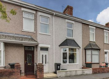 Thumbnail 2 bed terraced house for sale in Stockton Road, Newport