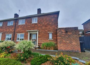 Thumbnail 2 bed semi-detached house for sale in Lister Drive, Base Green, Sheffield