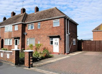 Thumbnail 3 bed end terrace house for sale in Peck Avenue, Boston, Lincs