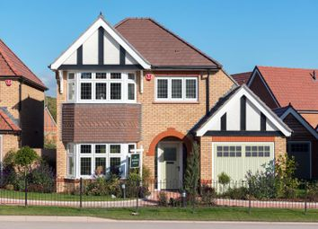 Thumbnail 3 bed detached house for sale in Sanderson Manor, Church Road, Hauxton, Cambridge