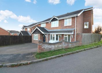 Thumbnail 7 bed detached house for sale in Pembroke Close, Rushden