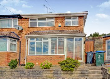 Thumbnail 3 bed semi-detached house for sale in Ferndale Avenue, Great Barr