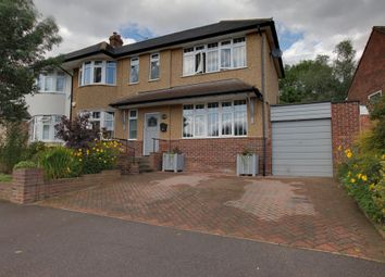 Thumbnail 4 bed semi-detached house for sale in Faversham Avenue, London