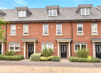 Thumbnail 3 bed town house for sale in Kingfisher Drive, Maidenhead, Berkshire