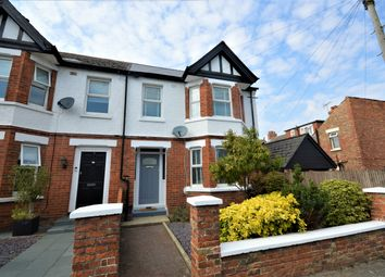 Thumbnail 3 bed end terrace house for sale in Exeter Close, Cheriton, Folkestone